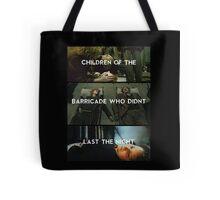Remember the Battle of Hogwarts...Always Tote Bag