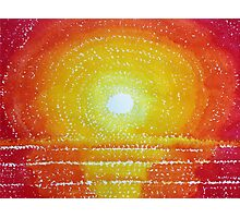Awakening original painting Photographic Print