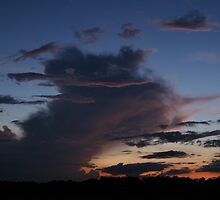 Twilight Sky by MMerritt