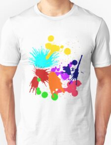 Paint Unisex T-Shirt