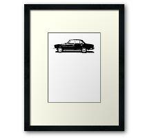 Datsun 2000 Framed Print