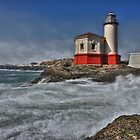 Lighthouses of the Southern Oregon Coast by Randall Scholten