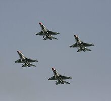 Townsville Air Show No. 1 by DanikaL