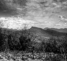 Grampians In Black and White - The HDR Experience by Philip Johnson