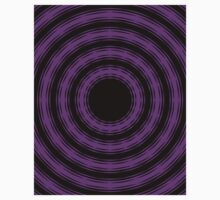 In Circles (Purple Version) Kids Clothes