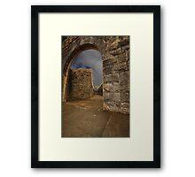 Trial Bay Gaol Framed Print