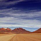 Bolivian Landscape by Craig Baron