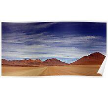 Bolivian Landscape Poster