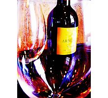 Wine Bar Photographic Print
