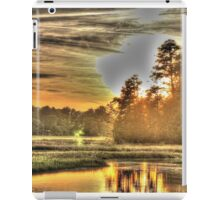 Sun Over Water iPad Case/Skin