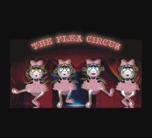The Fleas Circus - LAS BALLERINAS by Kartoon