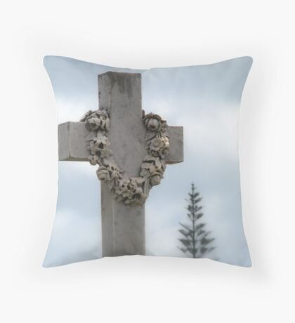 Lest We Forget - Lone Pine Throw Pillow