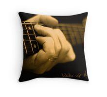 Woke up this mornin' Redeux Throw Pillow