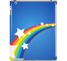 Rainbow Blue Sky iPad Case/Skin