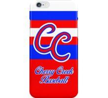 Cherry Creek Baseball Candy Case iPhone Case/Skin