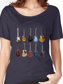 Ten Guitars Women's Relaxed Fit T-Shirt