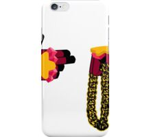 Run The Gems - No Red Background iPhone Case/Skin