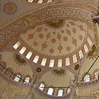 Blue Mosque in Istanbul, Turkey by richx99