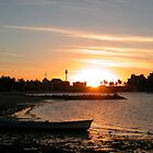 Sunset in La Paz, Mexico by richx99