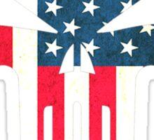 American Punisher  Sticker