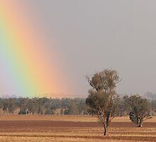 Rainbow through the Dust  by RawDust