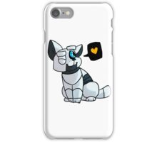 Purrtal - Chibi Atlas Sticker iPhone Case/Skin