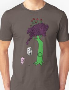 The Magic Giving Tree Finds Courage T-Shirt