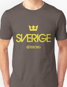 Sverige Goteborg 1 crown Unisex T-Shirt