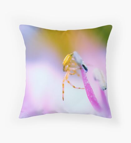 ...another world entirely... Throw Pillow