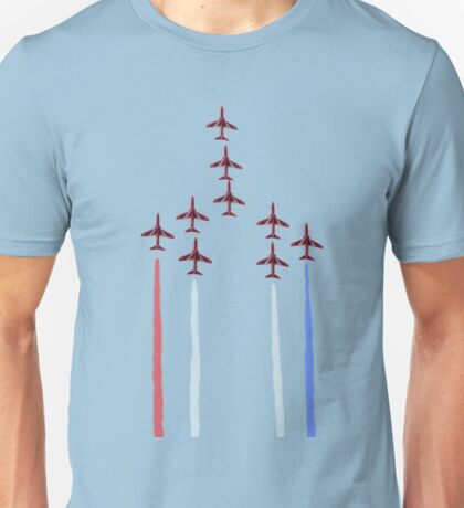 Red Arrows. Unisex T-Shirt