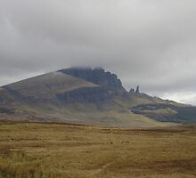 Old Man Of Storr, Isle Of Skye, Scotland by MagsWilliamson