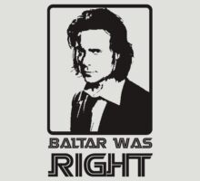 Baltar Was Right by Gavin Bailey