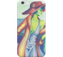 Paint the Town Analog iPhone Case/Skin