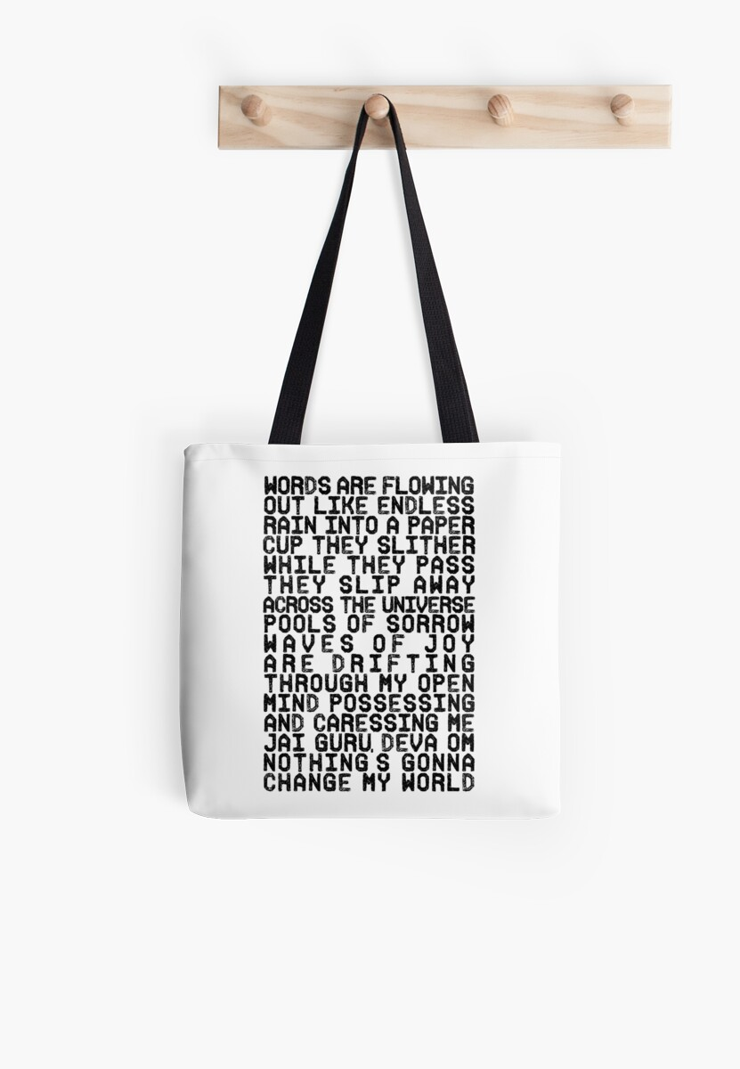 ACROSS THE UNIVERSE (black) by TheLoveShop