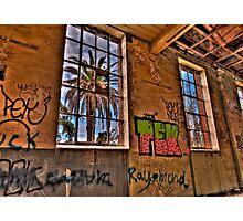 Williamstown Derelict Building 1 Photographic Print