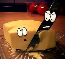 Mack the Knife by Manisch