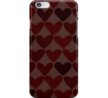 Chocolate Hearts iPhone Case/Skin