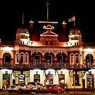 York Hotel by Sheldon Pettit