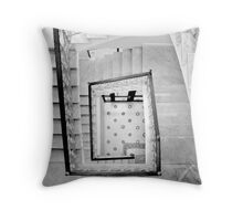 Da House, San Juan Throw Pillow