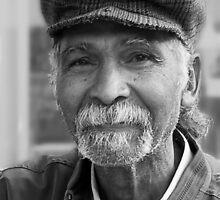 Grandpa by steppeland