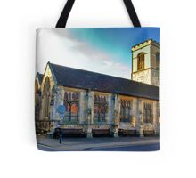 St Sampson Church - York Tote Bag
