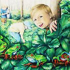 Day of the Frog Snatchers by Heidi Cooper Smith