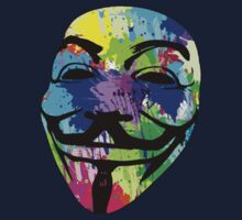 No Longer Anonymous. by protestall