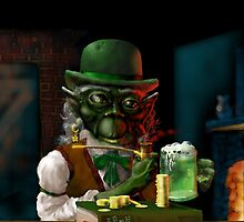 St. Patrick's Day by Chuck Sanders