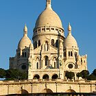Sacre cour, Paris by ecotterell