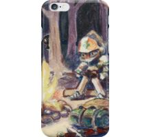 the Littlest Knight iPhone Case/Skin