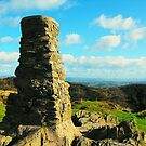 Trig Point over Windermere by trish725