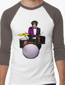 Swingin' Chimp Men's Baseball ¾ T-Shirt