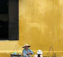 Street vendors by ecotterell