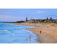 Back Beach, Bunbury, Western Australia Photographic Print